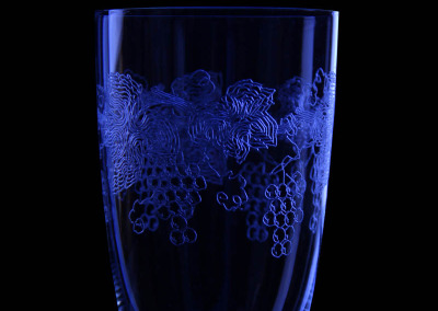 Glass and Crystal advertising